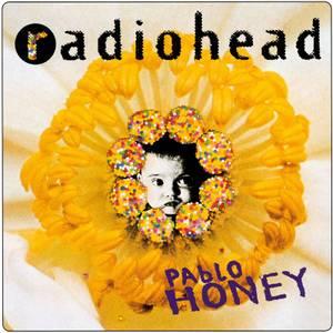 Radiohead - Pablo Honey - Vinyl