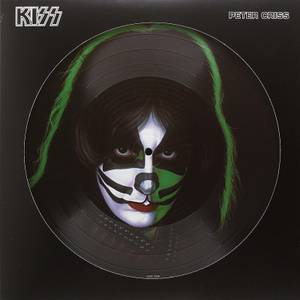 Peter Criss (KISS) - Kiss Picture Disc LP