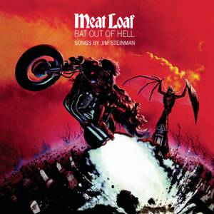 Meat Loaf - Bat Out Of Hell - Vinyl