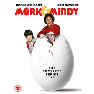 Mork & Mindy - Seasons 1-4 Complete Boxset