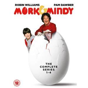 Mork & Mindy - Saisons 1-4 Coffret complet
