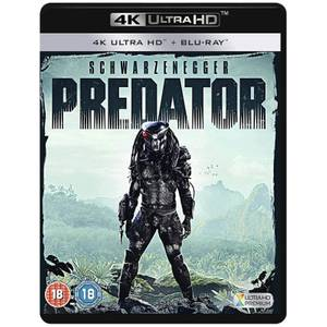 Predator - 4K Ultra HD (Includes Blu-ray)