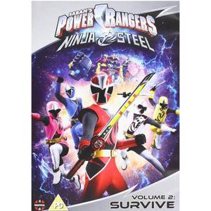 Power Rangers Ninja Steel - Survive (Volume 2) Episodes 5-8
