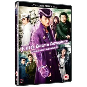 JoJo's Bizarre Adventure - Diamond Is Unbreakable (A Takashi Miike Film)
