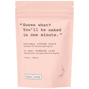 Кофейный скраб для тела Frank Body Original Coffee Scrub 200 г