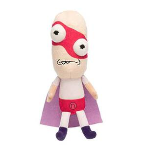 Rick and Morty Noob Noob Galactic Plush