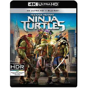 Teenage Mutant Ninja Turtles - 4K Ultra HD