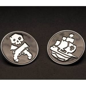 Sea of Thieves Limited Edition Pin Badge Set