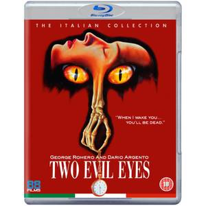 Two Evil Eyes - Dual Format Edition