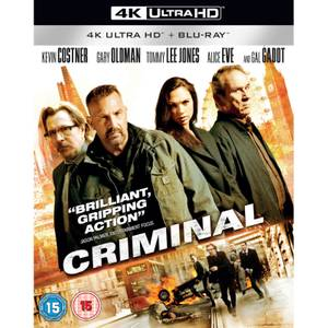 Criminal - 4K Ultra HD