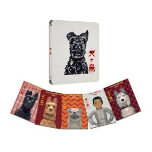 Isle of Dogs - Zavvi UK Exclusive Limited Edition Steelbook