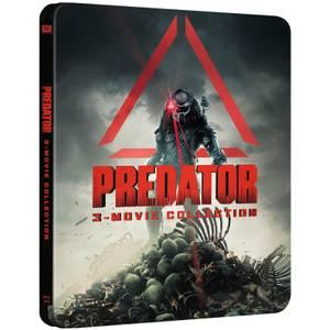 Trilogie Predator - Steelbook Exclusif Limité Pour Zavvi