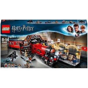 LEGO Harry Potter: Hogwarts Express Train Toy (75955)
