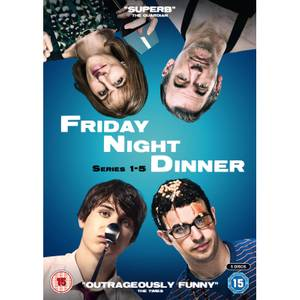 Friday Night Dinner - Series 1 - 5