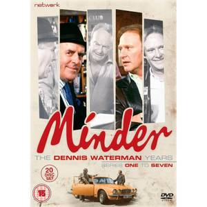 Minder: The Dennis Waterman Years