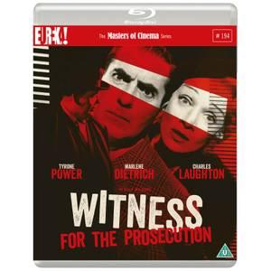 Témoin de l'accusation