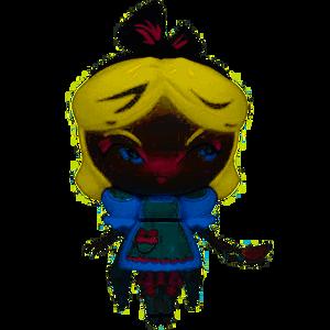 Miss Mindy Alice Vinyl Figurine