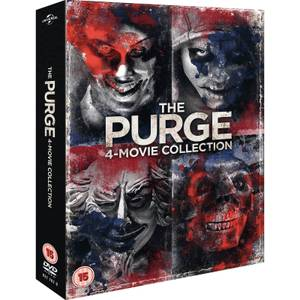 The Purge: 4-Movie Collection