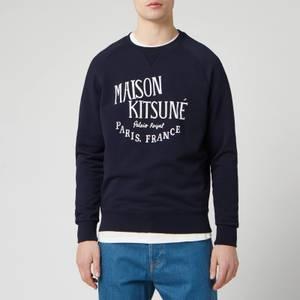 Maison Kitsune Men's Palais Royal Sweatshirt - Navy