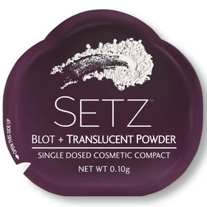 SETZ 3-Pack Blot + Translucent Powder