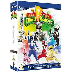 Mighty Morphin Power Rangers Complete Season 1-3 Collection