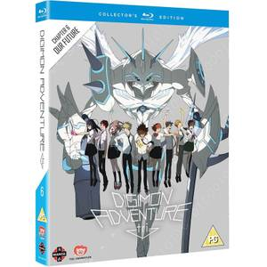 Digimon Adventure Tri The Movie Part 6 Collectors Edition