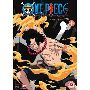 One Piece (Uncut) Collection 20 (Episodes 469-492)