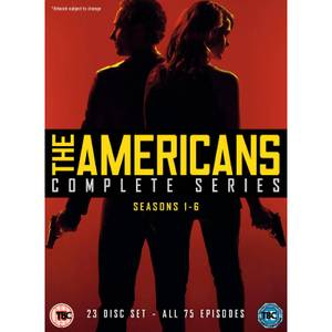 The Americans Complete - Seasons 1-6