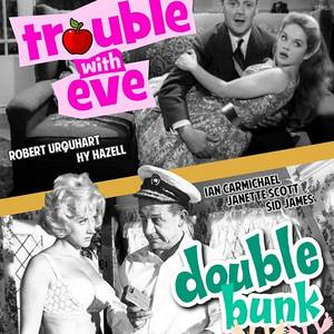 Comedy Capers: Trouble with Eve/Double Bunk