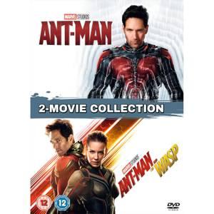 Ant-Man & Ant-Man y la Avispa