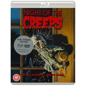 Night of Creeps - Dual Format