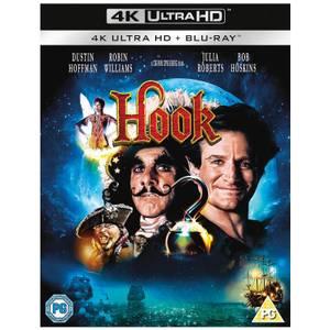 Hook - 2 Disc Dual Format - 4K Ultra HD