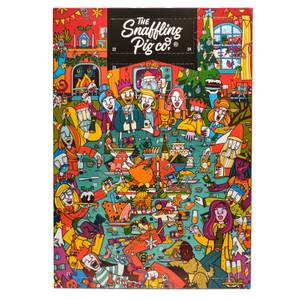 The Snaffling Pig Pork Crackling Advent Calendar - 2020
