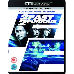 2 Fast 2 Furious - 4K Ultra HD
