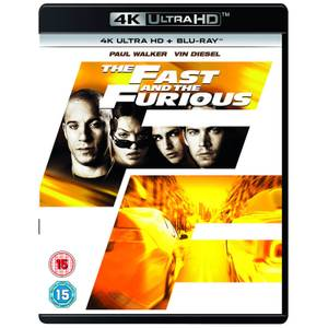 The Fast and the Furious - 4K Ultra HD