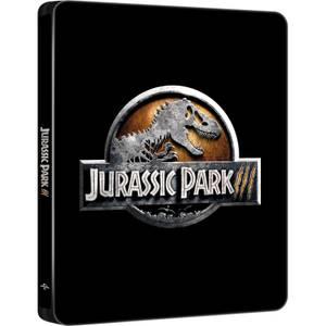 Jurassic Park III - Steelbook Exclusif Limité pour Zavvi