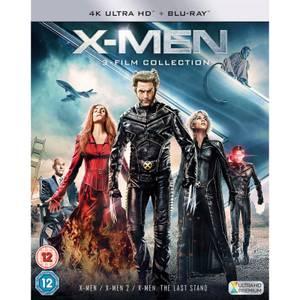 Trilogía X-Men 4K Ultra HD (Incluye Blu-Ray)