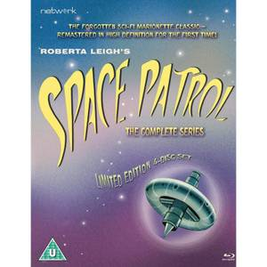 Space Patrol: The Complete Series