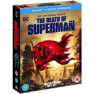 The Death Of Superman (Includes Comic Book)