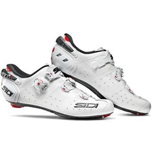 Sidi Wire 2 Carbon Road Shoes - White/White