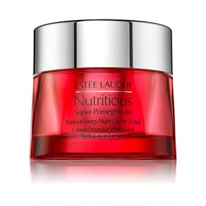 Estée Lauder Nutritious Super-Pomegranate Radiant Energy Night Creme/Mask 50 ml