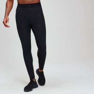 MP Essentials basislaag sportlegging voor heren - Zwart