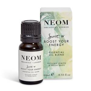 NEOM Scent to Boost Your Energy Essential Oil Blend 10ml