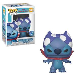 PIAB EXC Superhero Stitch Disney Funko Pop! Vinyl