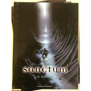 Humanoids Comics Sanctum Discovery Hc Vol 02 (Graphic Novel)