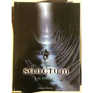 Humanoids Comics Sanctum Discovery Hc Vol 02 (Graphic Novel)