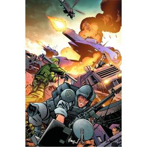 DC Comics End Of Nations (Graphic Novel)