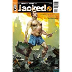 Vertigo Comics Jacked (Graphic Novel)