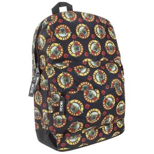 Rocksax Guns 'N' Roses Roses All-Over Print Rucksack