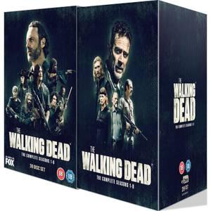 The Walking Dead Saison 1-8